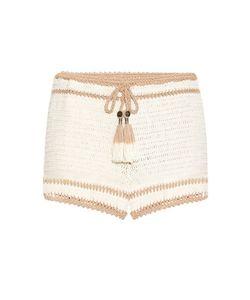 She Made Me | Sana Crocheted-Cotton Bikini Bottoms