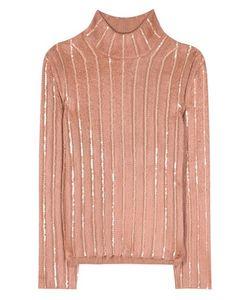 Nina Ricci | Embellished Wool-Blend Sweater