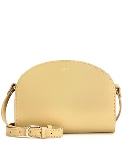 A.P.C. | Demi-Lune Leather Shoulder Bag