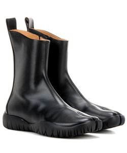 Maison Margiela | Leather Ankle Boots