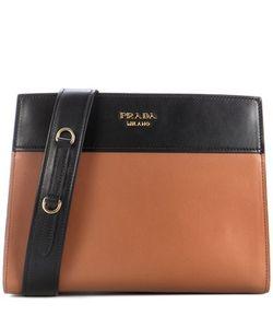 Prada | Esplanade Leather Shoulder Bag