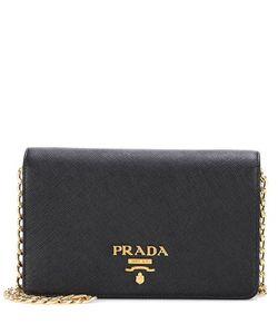 Prada | Saffiano Leather Shoulder Bag