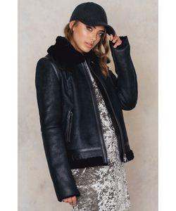 Blk Dnm | Leather Jacket 95