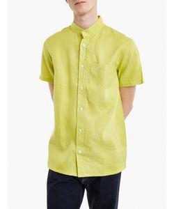 Gosha Rubchinskiy   Short-Sleeved Linen Shirt