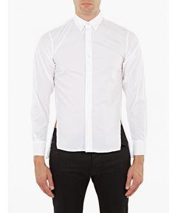 Matthew Miller   Staggered Hem Shirt