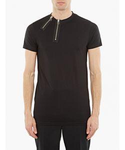 Matthew Miller | Zipped Cotton Marshall T-Shirt