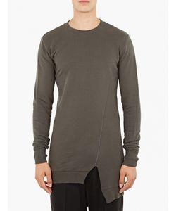 Thom Krom | Asymmetric Sweatshirt