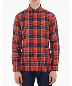 Raf Simons | Check Long-Sleeved Shirt