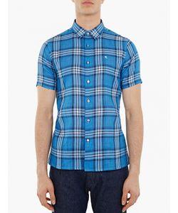 Raf Simons | Check Short-Sleeved Shirt