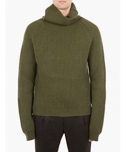 Haider Ackermann | Shawl-Neck Wool Sweater