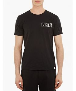 White Mountaineering | Small Logo Print T-Shirt