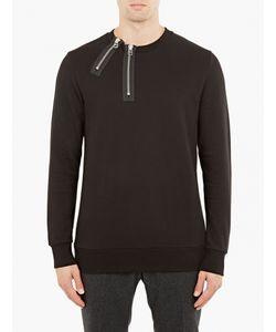 Matthew Miller | Rogue Double Neck-Zip Sweatshirt
