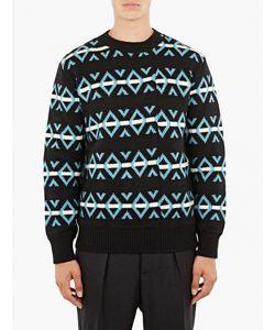 Raf Simons | Jacquard Roundneck Sweater
