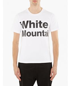 White Mountaineering | Cotton Logo T-Shirt
