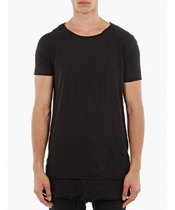 Thom Krom | Drawstring Hem T-Shirt