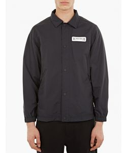 White Mountaineering | Large Logo Coach Jacket