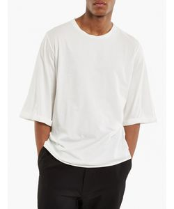 Thom Krom | Offmid-Length Sleeve T-Shirt