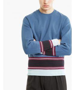 Oamc | Contrast-Hem Sweatshirt