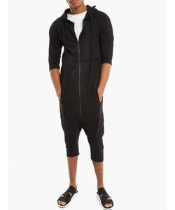 Thom Krom | Hooded Sweat Overalls