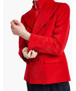 Gosha Rubchinskiy   Double-Breasted Corduroy Jacket
