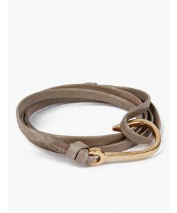 Miansai | Leather And Hook Bracelet