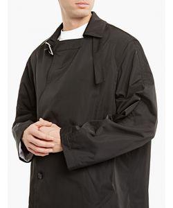 Raf Simons | Nylon Oversized Trench Coat