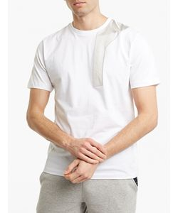 Tim Coppens | Shoulder Patch Cotton T-Shirt