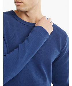 S.N.S. Herning | Textu Cotton Handle Sweatshirt
