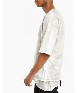 Thom Krom | Offover-Sized Double Layer T-Shirt
