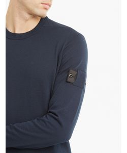 Stone Island Shadow Project | Panelled Cotton Sweatshirt