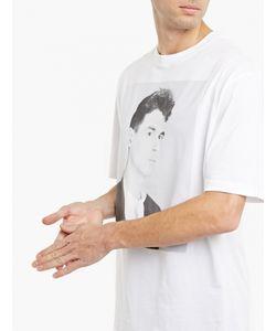 Raf Simons | X Robert Mapplethorpe Cotton David Byrne T-Shirt