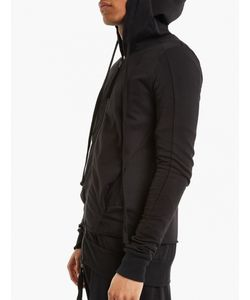Thom Krom | Double-Laye Hooded Sweatshirt