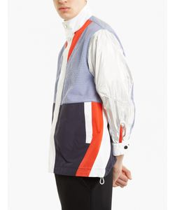 Tim Coppens | Contrasting Panelled Judo Shirt