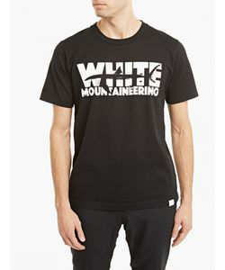 White Mountaineering | Logo Print T-Shirt