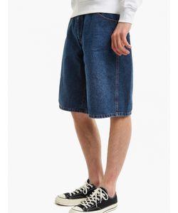 Gosha Rubchinskiy   Wide-Leg Denim Shorts