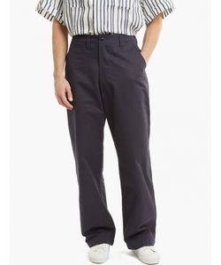 E. Tautz | Cotton Field Trousers