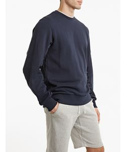 Tim Coppens | Contrast Panel Cotton Sweatshirt