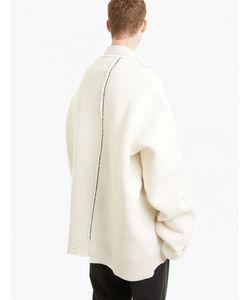 Raf Simons | Offoversized Sailor Sweater