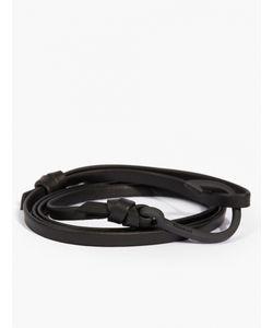Miansai | Leather Hook Bracelet