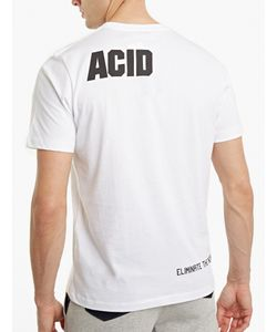 Tim Coppens | Printed Slogans Cotton T-Shirt