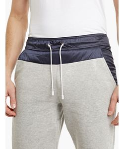 Tim Coppens | Contrast Panel Cotton Sweatshorts