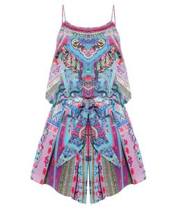 Camilla | Festival Friends Shoestring Playsuit