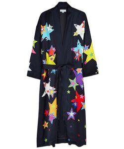 Mira Mikati | Printed Stars Robe