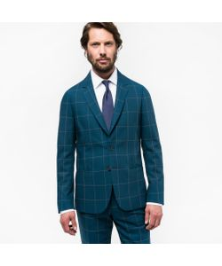 Paul Smith | A Suit To Travel In Tailored-Fit Loro