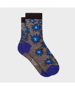 Paul Smith | Supernova Pattern Socks