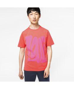 Paul Smith | Slim-Fit Love Print T-Shirt