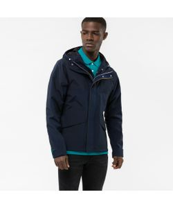 Paul Smith | Cotton-Blend Showerproof Hooded Jacket