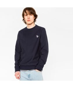 Paul Smith | Organic Zebra Logo Sweatshirt