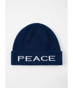 c33796c1063 Paul Smith - Peace And Love Wool Beanie Hat