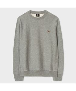Paul Smith | Organic Zebra Logo Sweatshirt